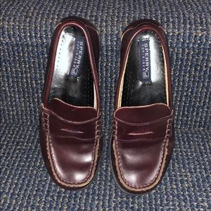Kids Sperry Loafers